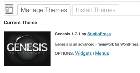 Genesis features are easy to install