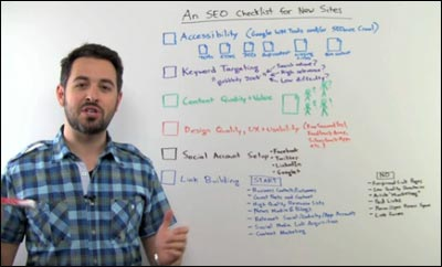 Videos from SEO Moz